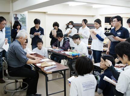 専門学校日本聴能言語福祉学院画像